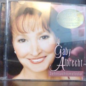 German Music - Sehnsuchtsmelodie Gaby Albrecht Aud